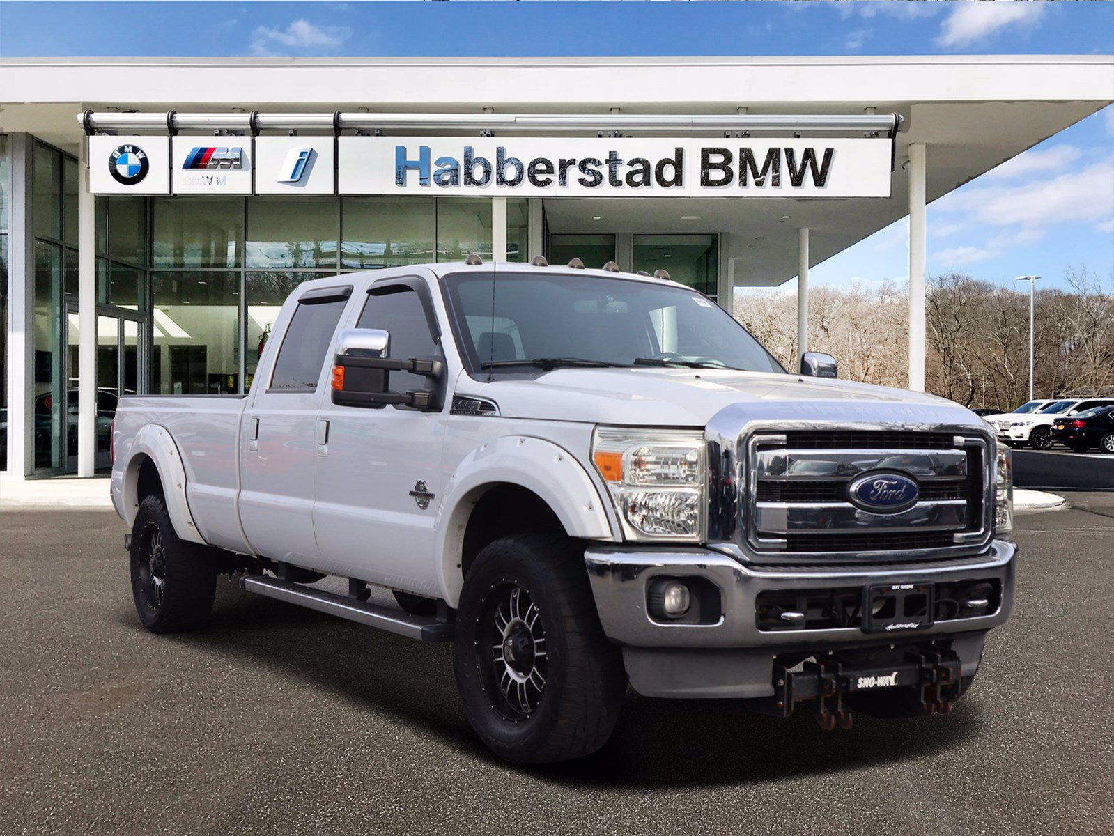 Pre-Owned 2013 Ford Super Duty F-350 SRW Lariat