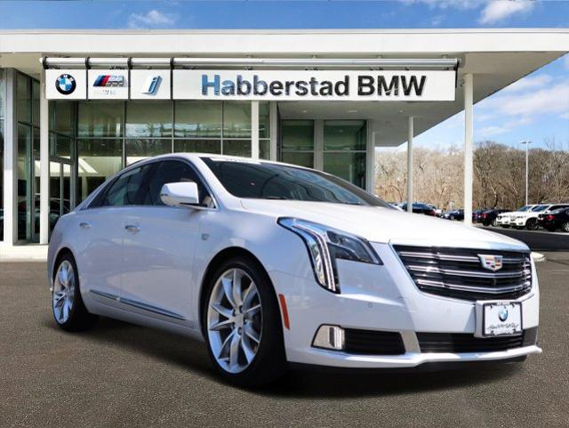 Pre-Owned 2018 Cadillac XTS 4dr Sdn Luxury AWD