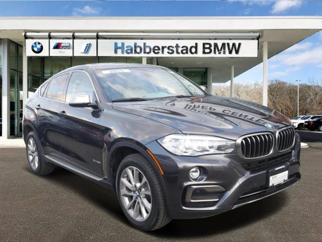 Certified Pre-Owned 2015 BMW X6 AWD 4dr xDrive35i
