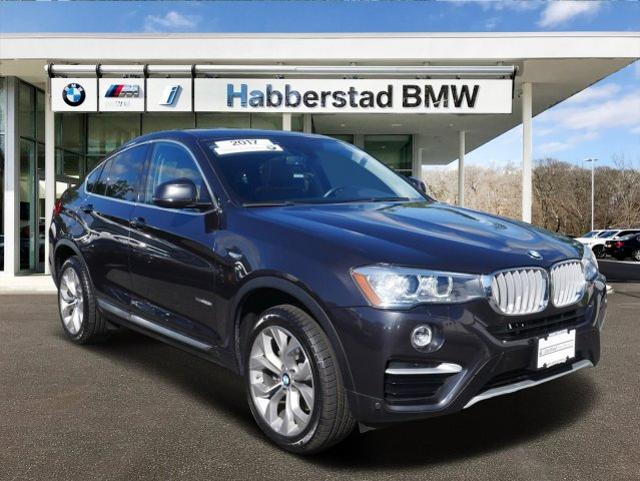 Certified Pre-Owned 2017 BMW X4 xDrive28i Sports Activity Coupe