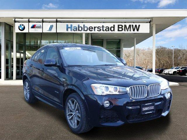 Certified Pre-Owned 2015 BMW X4 AWD 4dr xDrive35i