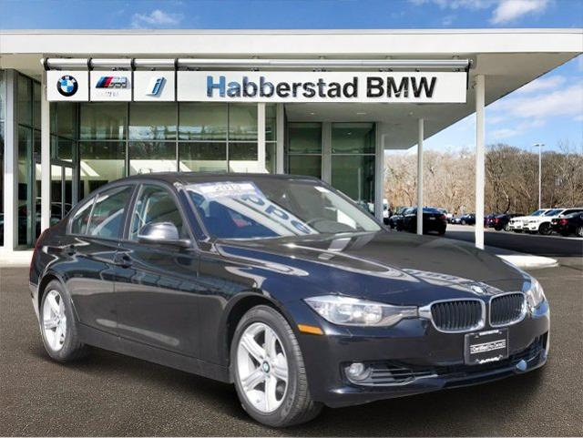 Certified Pre-Owned 2013 BMW 3 Series 4dr Sdn 328i xDrive AWD