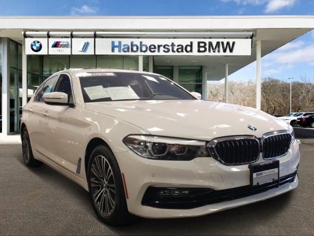PRE-OWNED 2018 BMW 530i xDRIVE SEDAN