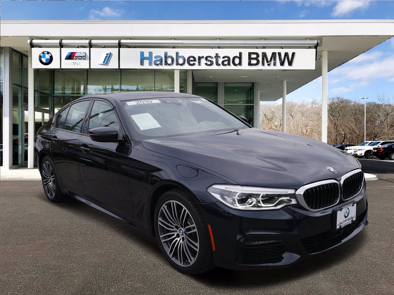 Pre-Owned 2019 BMW 5 Series 530i xDrive M Sport & Premium 2 Pkgs