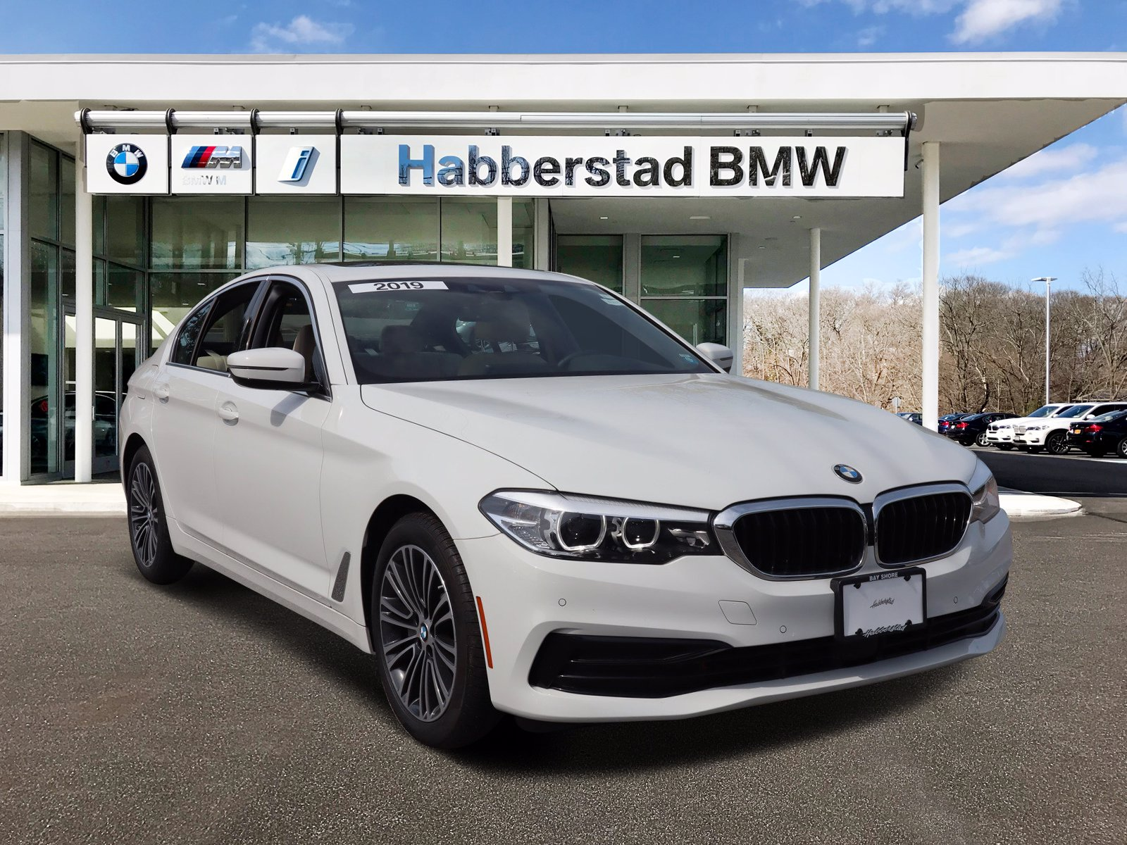 Pre-Owned 2019 BMW 5 Series 530i xDrive Sportline Prem 2