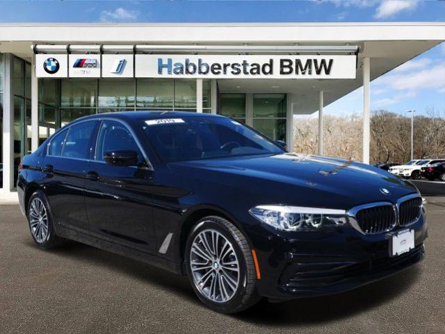 Pre-Owned 2019 BMW 5 Series 530i xDrive Sedan