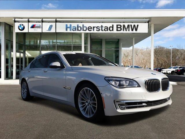 Pre-Owned 2015 BMW 7 Series 4dr Sdn 750Li xDrive AWD