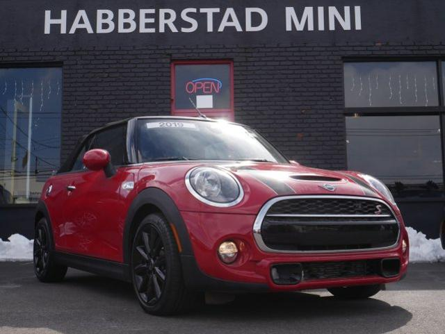 Pre-Owned 2019 MINI Convertible Cooper S FWD