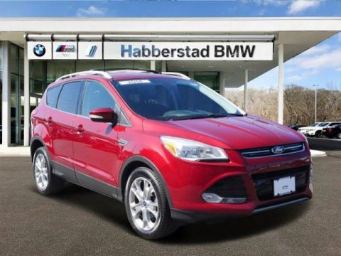 Pre-Owned 2014 Ford Escape FWD 4dr Titanium