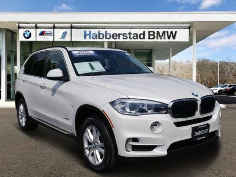 Certified Pre-Owned 2015 BMW X5 AWD 4dr xDrive35i