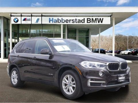 Certified Pre-Owned 2015 BMW X5 AWD 4dr xDrive35i Sport Utility