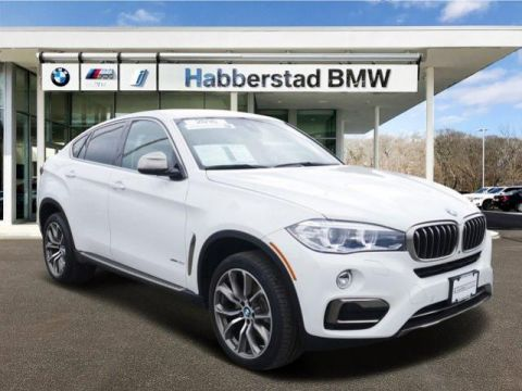 Pre-Owned 2016 BMW X6 AWD 4dr xDrive35i