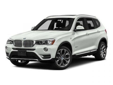 Pre-Owned 2016 BMW X3 AWD 4dr xDrive28i Sport Utility