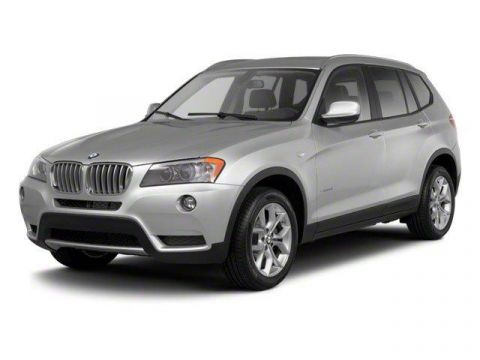 Pre-Owned 2013 BMW X3 AWD 4dr xDrive28i
