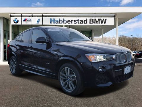 Certified Pre-Owned 2017 BMW X4 xDrive28i