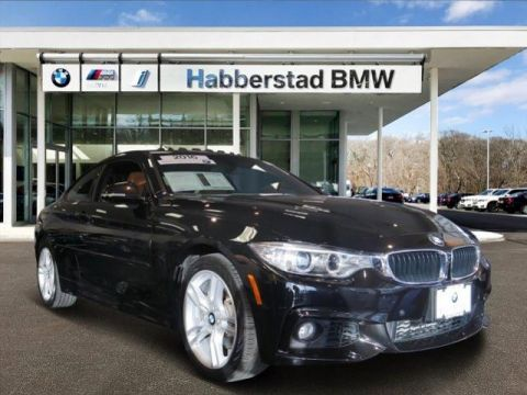 Certified Pre-Owned 2016 BMW 4 Series 2dr Cpe 428i xDrive AWD SULEV