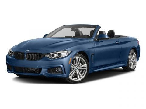 Pre-Owned 2017 BMW 4 Series 440i xDrive Convertible