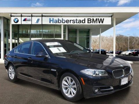 Certified Pre-Owned 2016 BMW 5 Series 4dr Sdn 528i xDrive AWD