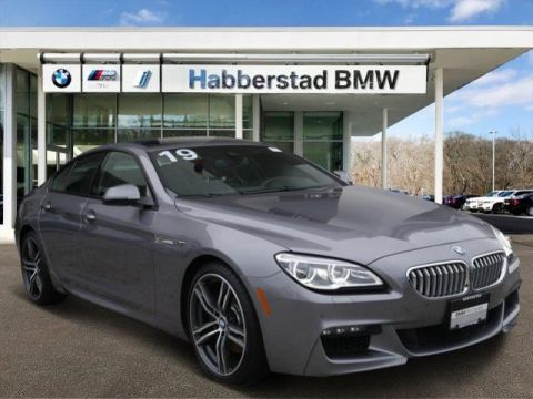 Pre-Owned 2019 BMW 6 Series 650i xDrive Gran Coupe