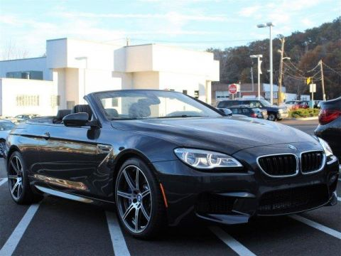 New 2017 BMW M6 Convertible Convertible