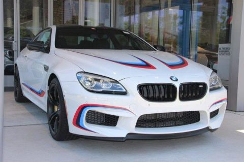 New 2016 BMW M6 2dr Cpe 2dr Car