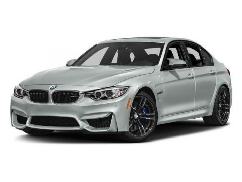 Pre-Owned 2017 BMW M3 Sedan