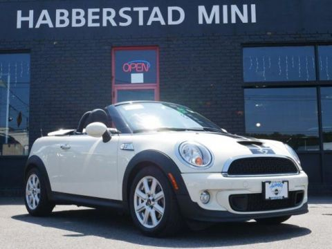 Pre-Owned 2013 MINI Cooper Roadster 2dr S